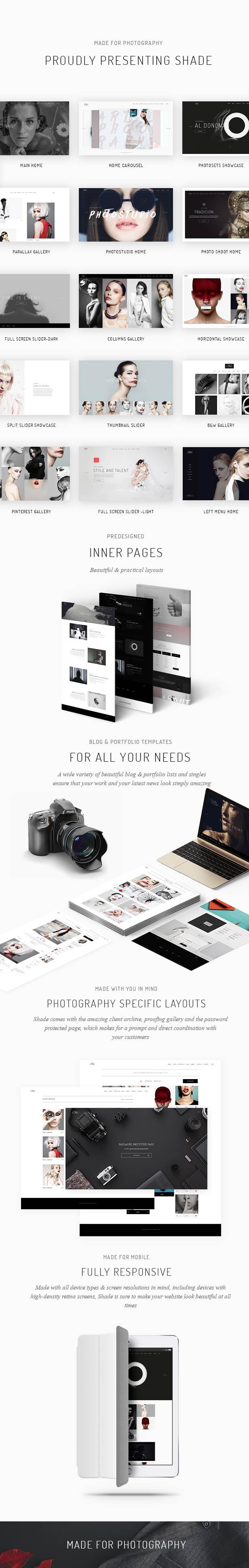 Shade - Photo Studio Theme - 1